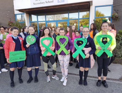 6.45am school walk to raise awareness of Positive Mental Health