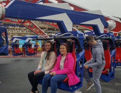Tayto Park 1st and 2nd Year End of Year Celebration