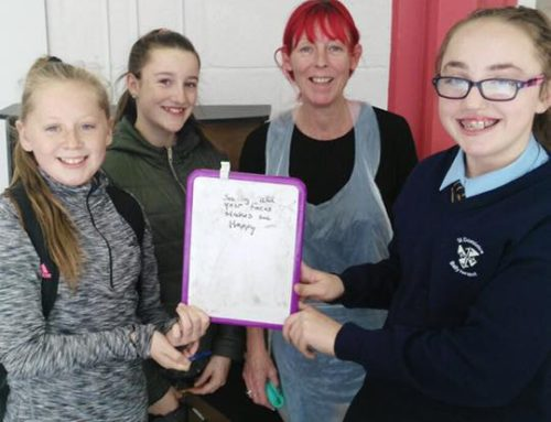 Staff and Students take The Happiness Pledge