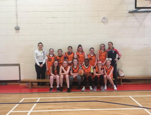Junior Basketball Team 2017-2018