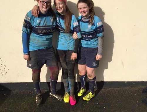 Congratulations Erin on your TRY with MU Barnhall Rugby Club