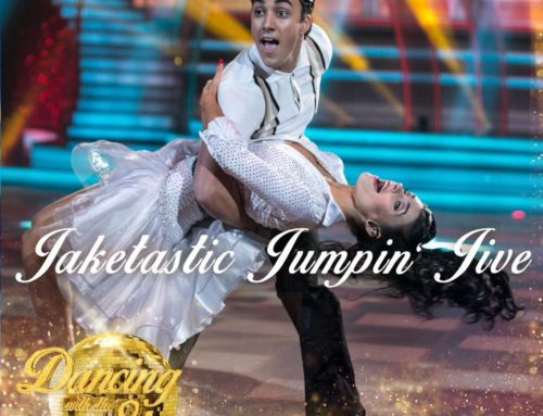 We are Proud to Support Karen and Jake in Dancing with the Stars