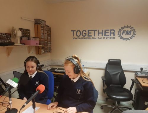 TY Students Niamh and Sheree speak on TogetherFM