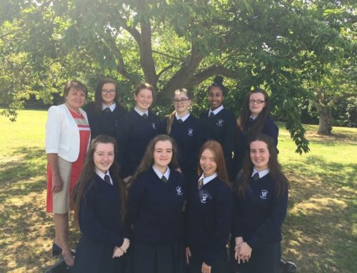 6th Year Student Leadership Training Workshop with Sr. Liz Smyth OP