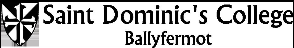 Saint Dominic's College Ballyfermot Retina Logo